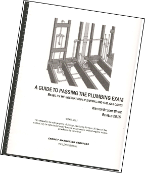 Plumbing license exam prep course